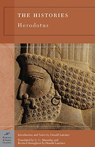 The Histories (Barnes & Noble Classics Series) By Herodotus