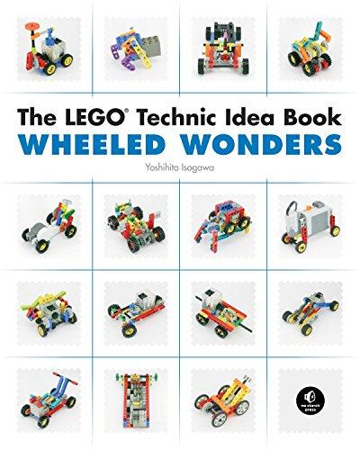 The LEGO Technic Idea Book: Wheeled Wonders: 2 By Yoshihito Isogawa