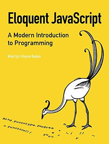 Eloquent Javascript By Marijn Haverbeke