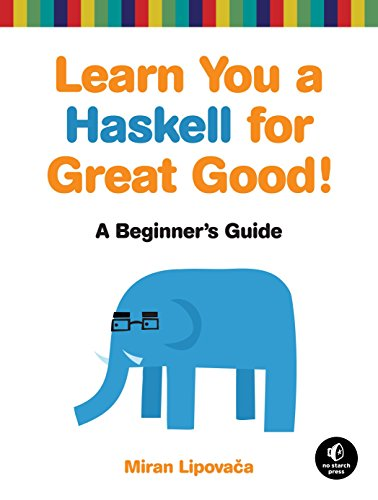Learn You a Haskell for Great Good!: A Beginner's Guide By Miran Lipovaca