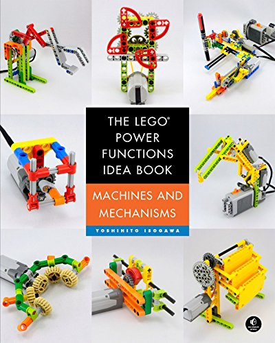 The LEGO Power Functions Idea Book, Vol. 1: Machines and Mechanisms (Lego Power Functions Idea Bk 1) By Yoshihito Isogawa