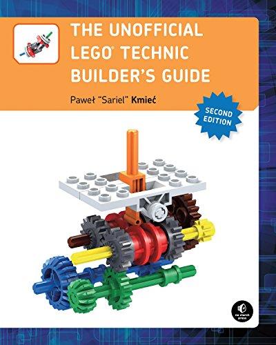 The Unofficial Lego Technic Builder's Guide, 2e By Pawel Sariel Kmiec