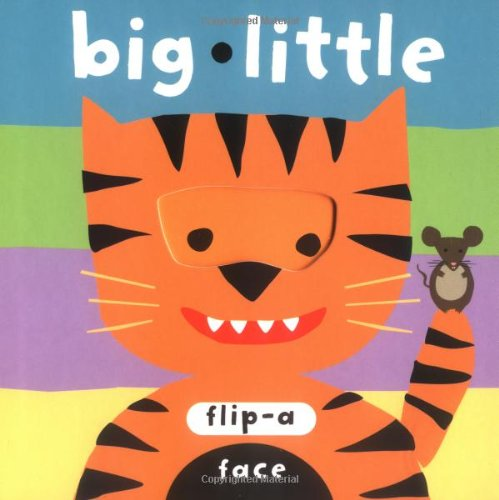 Flip-a-face-Big-little-Flip-a-Face-Flip-A-Face-by-SAMi-Board-book-Book-The