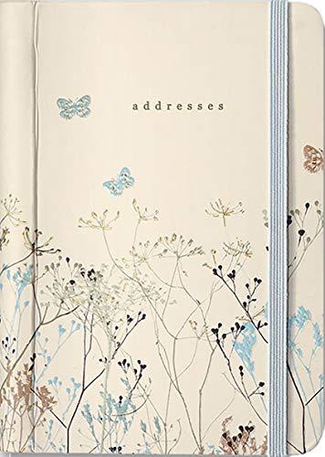 Address Book Butterflies By Created by Peter Pauper Press