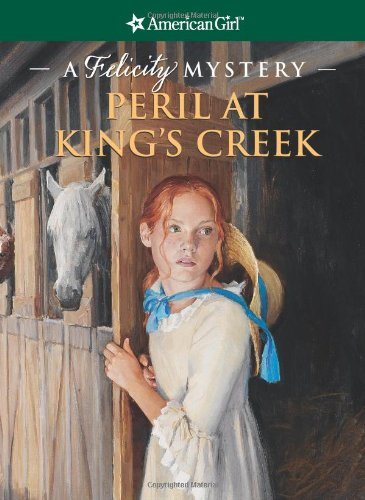 Peril at King's Creek By Elizabeth McDavid Jones
