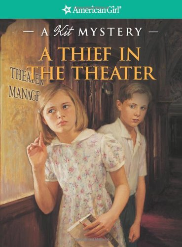 A Thief in the Theater By Sarah Masters Buckey