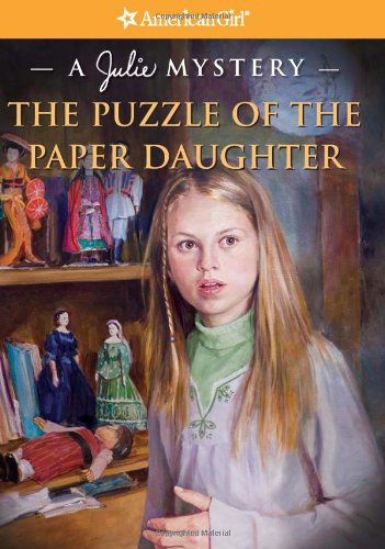 The Puzzle of the Paper Daughter By Kathryn Reiss