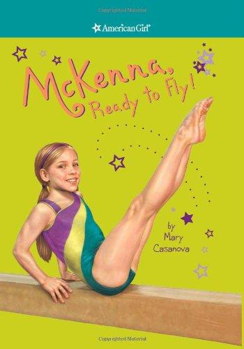 McKenna, Ready to Fly By Mary Casanova
