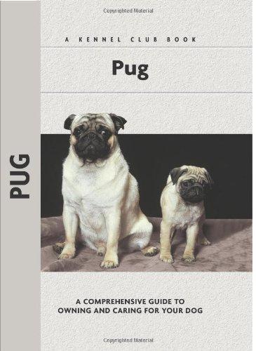 Pug By Juliette Cunliffe