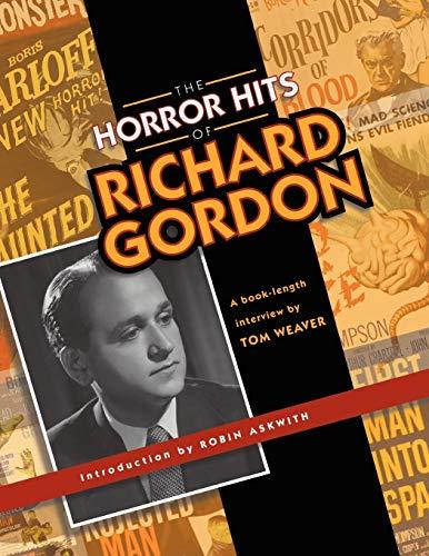 The Horror Hits of Richard Gordon By Tom Weaver