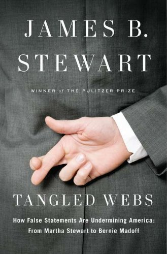 Tangled Webs By James B Stewart