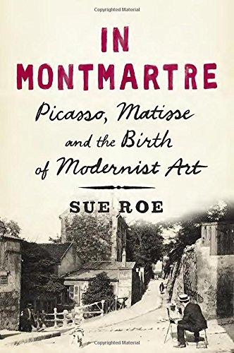 In Montmartre von Sue Roe