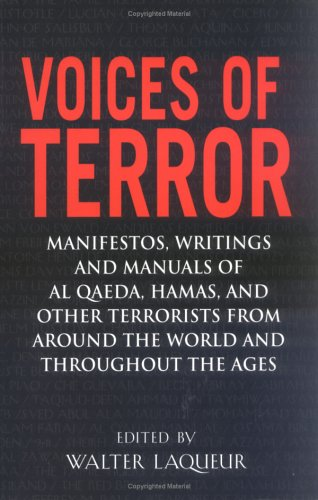 Voices of Terror By Walter Laqueur