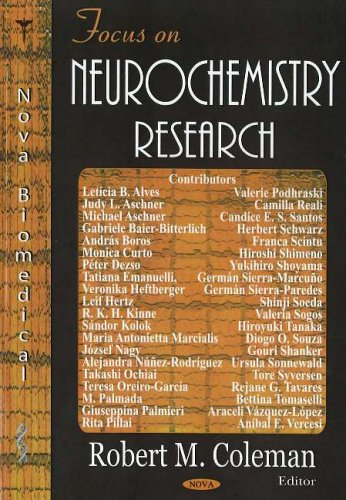 Focus on Neurochemistry Research By Robert M Coleman