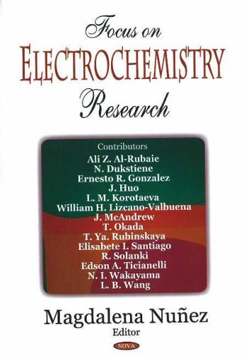Focus on Electrochemistry Research By Magdalena Nunez