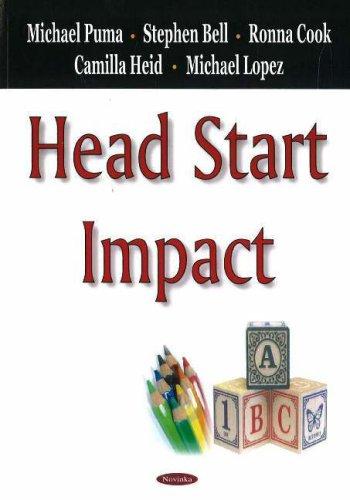 Head Start Impact By Michael Puma