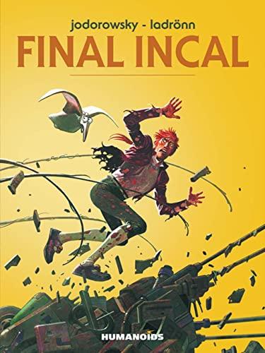 Final Incal By Alexandro Jodorowsky