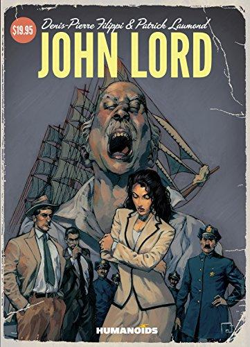 John Lord By Denis-Pierre Filippi