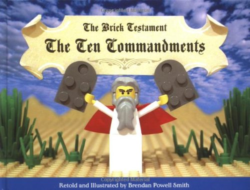 The Brick Testament By Brendan Powell Smith