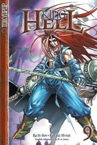 King of Hell Volume 9: v. 9 By Ra In-Soo