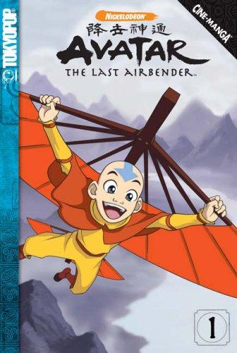 Avatar: v. 1: Last Airbender by Bryan Kanietzko