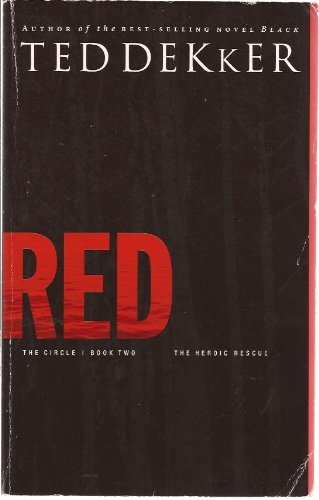 Red new ISBN By Ted Dekker