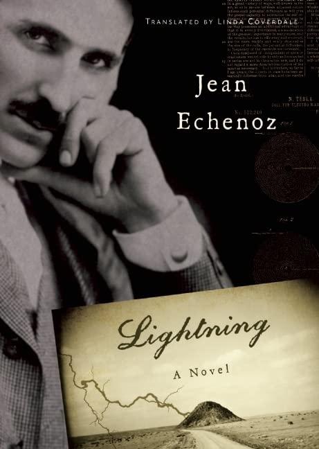 Lightning By Jean Echenoz