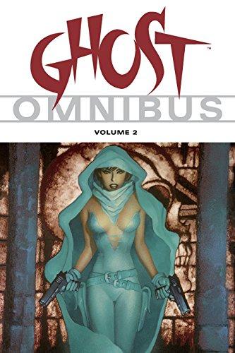 Ghost Omnibus Volume 2 By Eric Luke