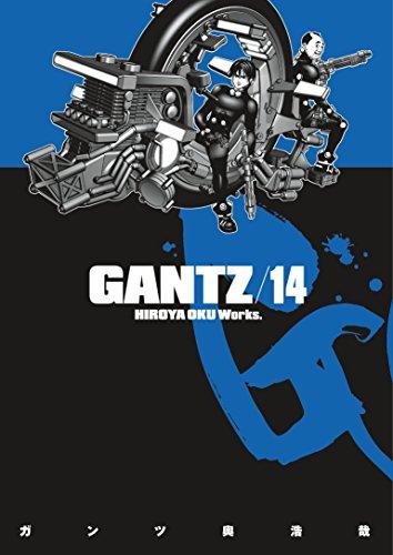 Gantz By By (artist) Hiroya Oku