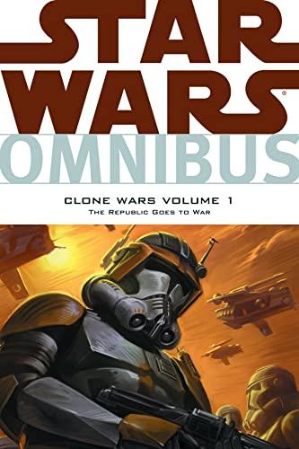 Star Wars Omnibus: Clone Wars: Volume 1: Republic Goes to War by Jan Duursema