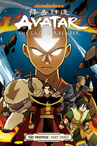 Avatar: The Last Airbender - The Promise Part 3 By By (artist) Gurihiru
