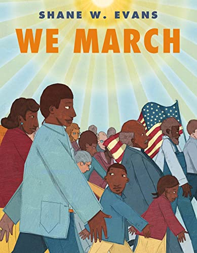 We March By Shane W Evans