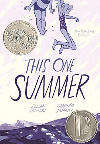 This One Summer By Jillian Tamaki