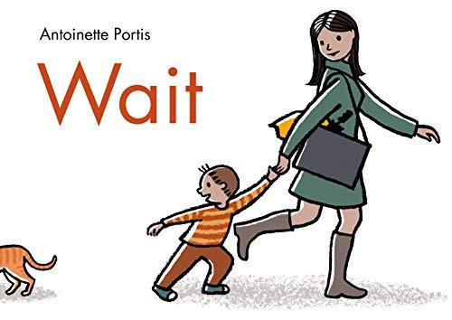 Wait By Antoinette Portis
