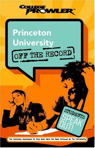 Princeton University By Alison Fraser