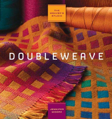 Doubleweave By Jennifer Moore