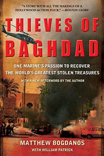 Thieves of Baghdad By Bogdanos Matthew