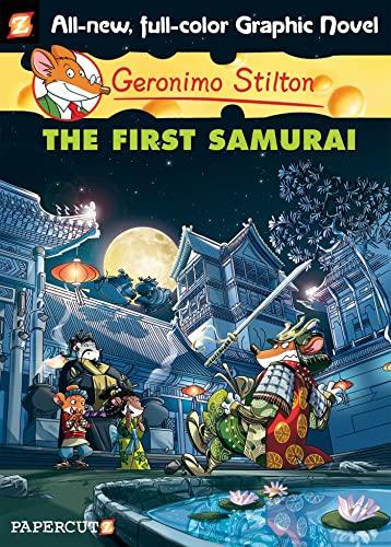 Geronimo Stilton 12: First Samurai, The By Geronimo Stilton