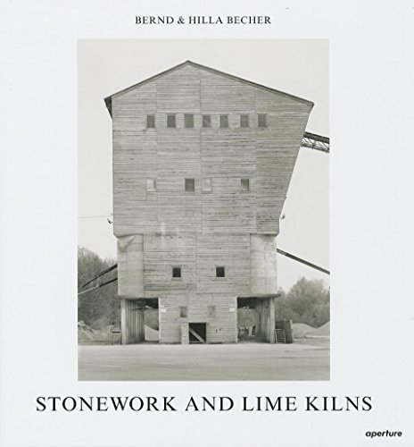 Stonework and Lime Kilns By Bernd Becher