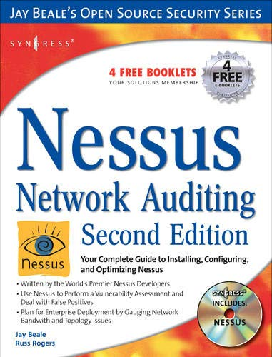 Nessus Network Auditing By Edited by Russ Rogers