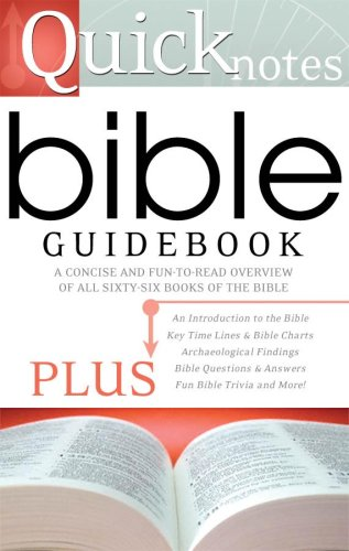 Quicknotes Bible Guidebook By Carol Smith