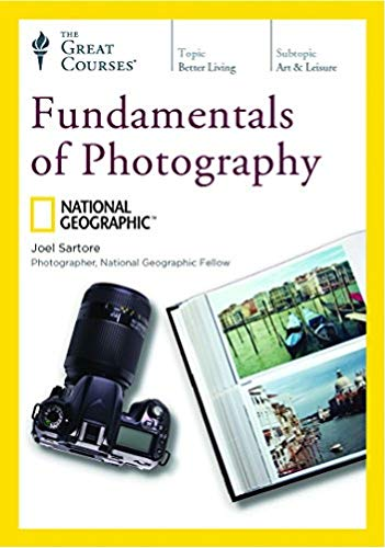 Fundamentals of Photography (Great Courses) (Teaching Company) (Course Number 7901 DVD) (Teaching Company) By Joel Sartore