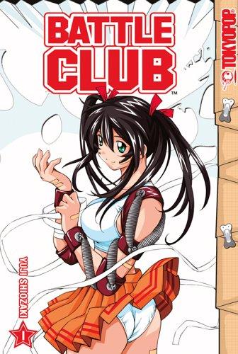 Battle Club: v. 1 by Yuji Shiozaki
