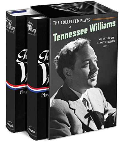 The Collected Plays of Tennessee Williams By Tennessee Williams