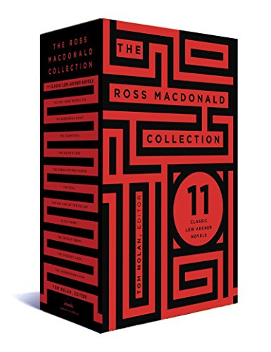 The Ross Macdonald Collection By Tom Nolan