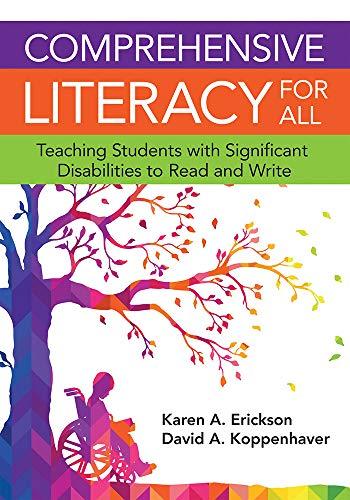 Comprehensive Literacy for All By Karen Erickson