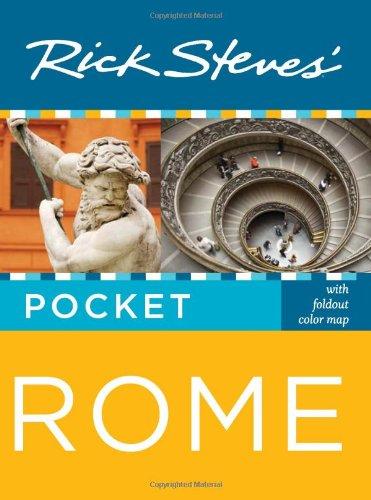 Rick Steves Pocket Rome By Rick Steves