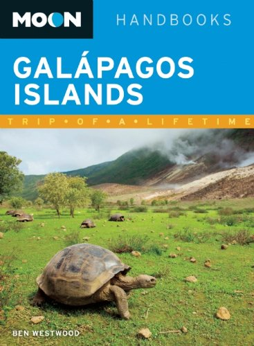 Moon Galapagos Islands By Ben Westwood