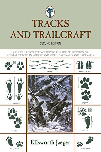 Tracks and Trailcraft By Ellsworth Jaeger