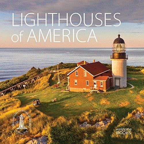 Lighthouses of America By Tom Beard